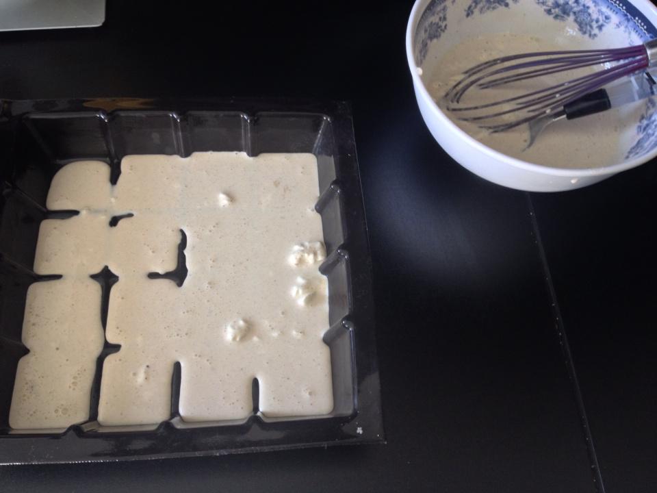 Le croque cake