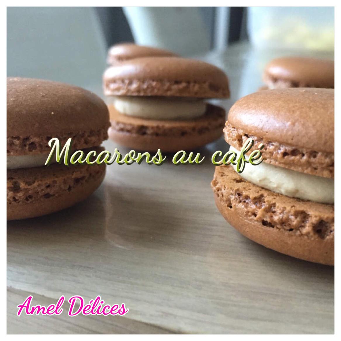 ganache café pour macarons