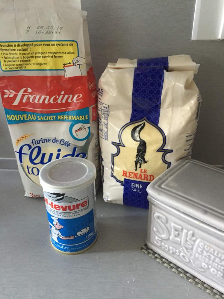 Batbout THE recette