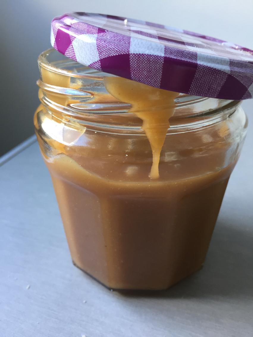 Sablé fondant caramel au beurre salé