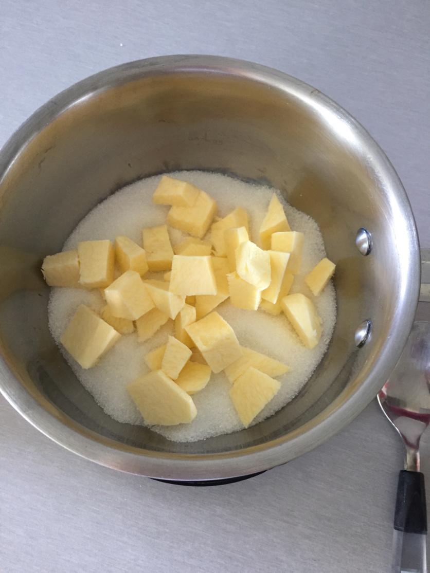 Caramel beurre salé facile et rapide