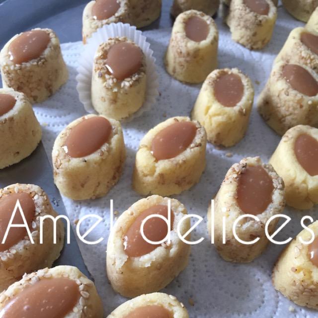 dessert coque au caramel beurre sale