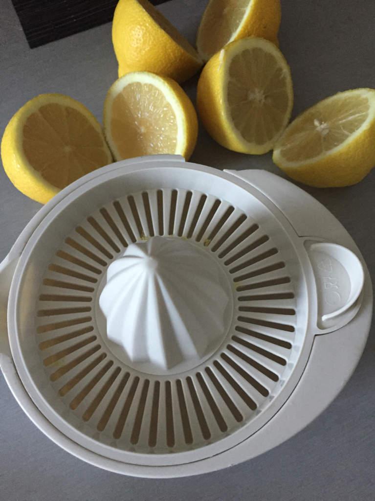 Entremet citron framboise facile ( thermomix ou pas)