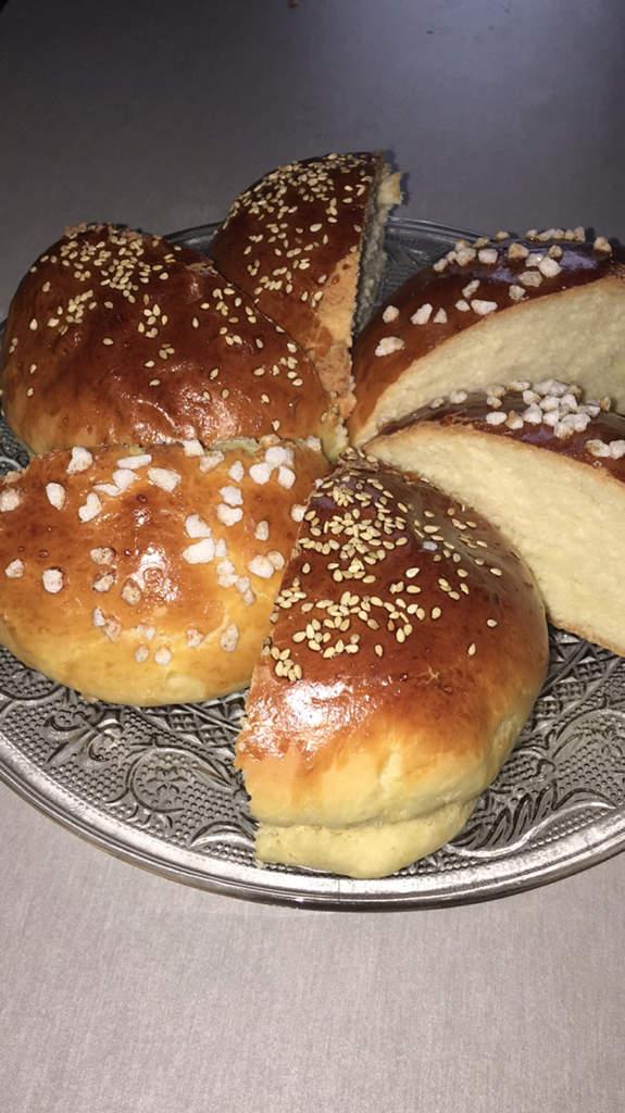 Krachel ou petites brioches marocaines